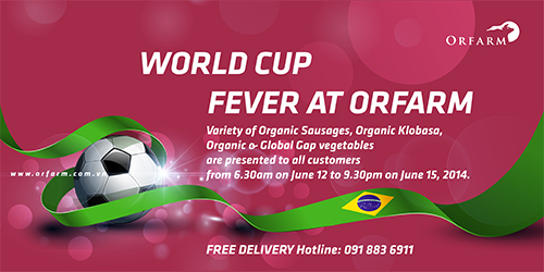world cup fever at orfarm