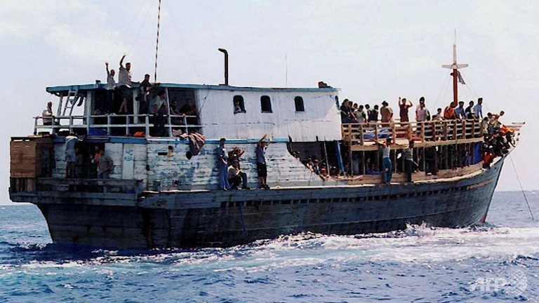 37 missing, two dead after boat sinks off Malaysia