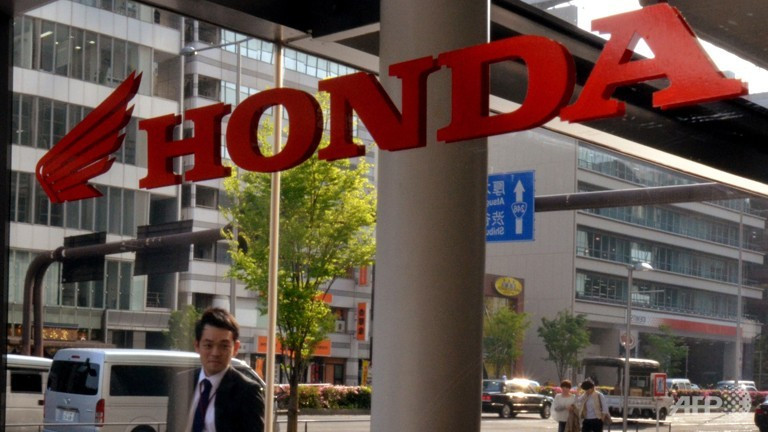 Honda recalls 2m vehicles worldwide for airbag defect