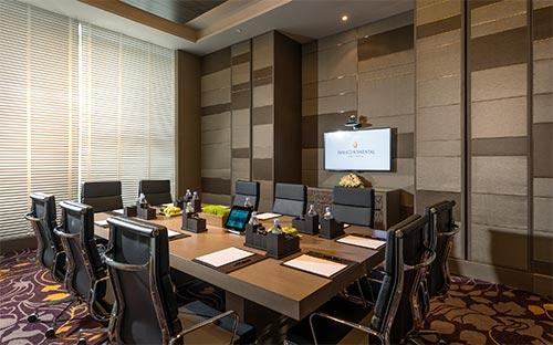 Incentives to residential meeting customers at InterContinental Nha Trang
