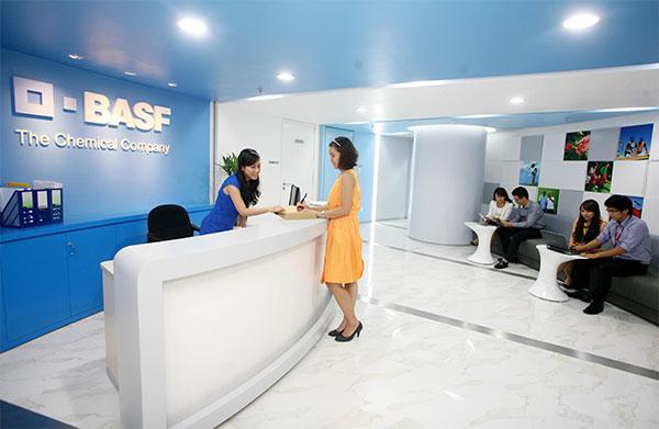 BASF Vietnam gets new head office