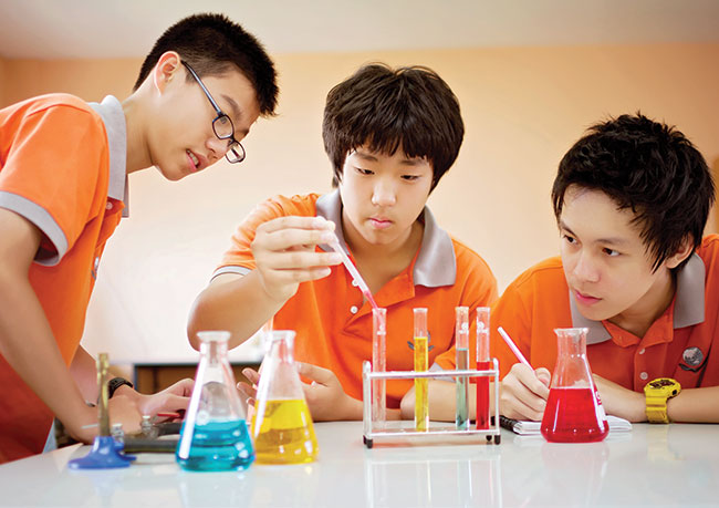kinderworld raises bar for education