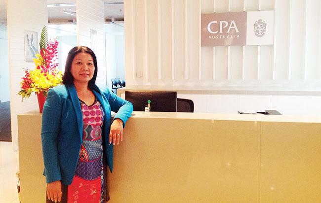 CPA Australia charts route to success