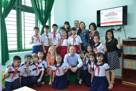 honeywell plants seeds for improved education