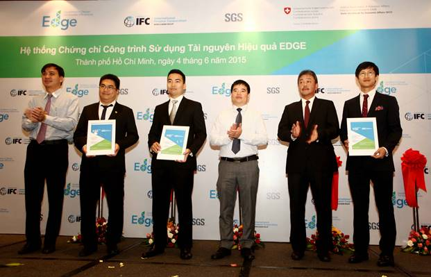ifc launches edge green building certification system in vietnam