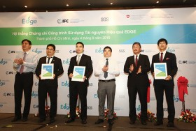 Developers opt for green growth with EDGE award