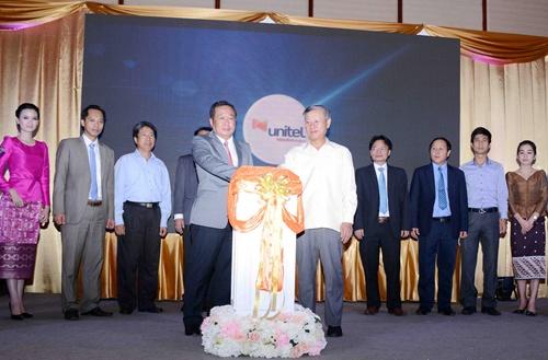 unitel launches 4g service in laos