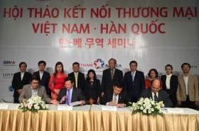 hcm city talks vn korea fta