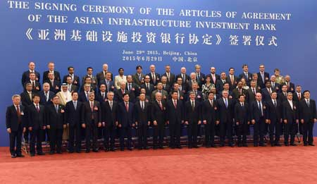 VN becomes founding member of multilateral investment bank