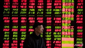 Asian markets steady, but Shanghai plunges 5% on Greece fears