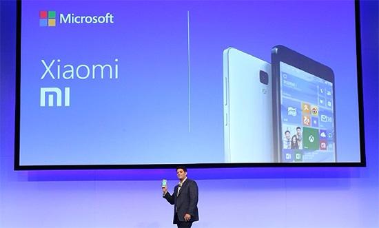 microsoft and xiaomi expand partnership