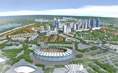 hoa lac hi tech park plans approved