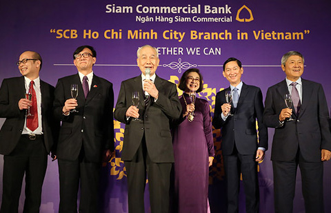 thai banks rush for booming vietnamese market