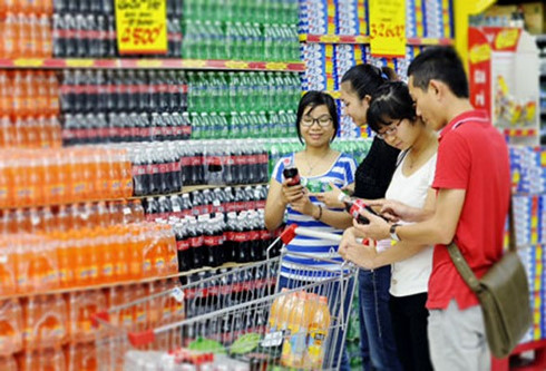 health authority tests products made by coca cola vietnam