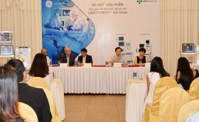 ge healthcare unveils new anesthesia solutions in vietnam