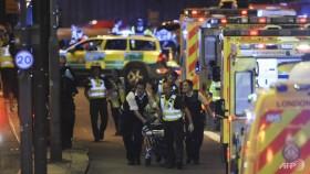 6 killed, 3 suspects shot dead in terrorist attacks at London Bridge, Borough Market: Police