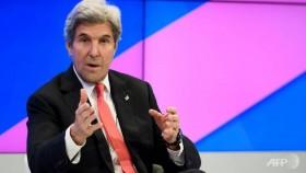 Kerry, Gore blast Trump climate exit