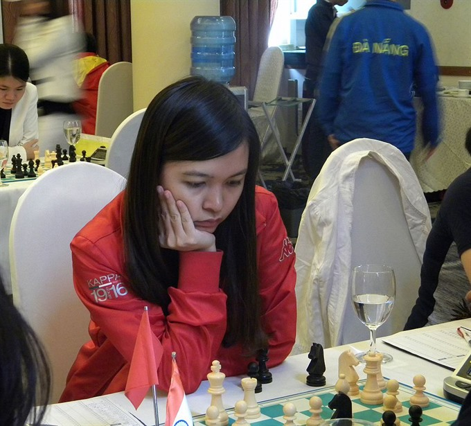 vns women chess masters prepare for world championships