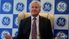 immelt to depart as ge names new chief executive
