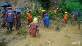 Heavy rain, landslides kill at least 134 in Bangladesh