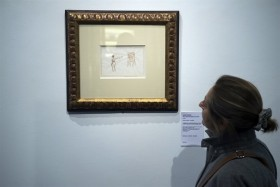 'Little Prince' watercolours top 500,000 euros at auction