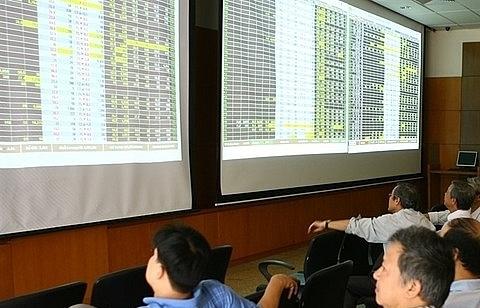 vn stocks bounce back on banks