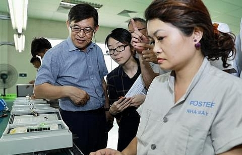 vietnamese firms capable of joining support industry