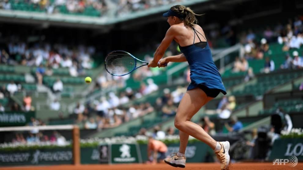 serena to renew sharapova rivalry nadal downs gasquet for 16th time