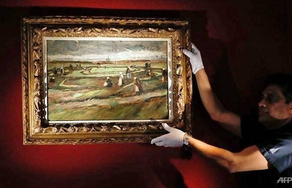 van gogh painting sells for us 82m