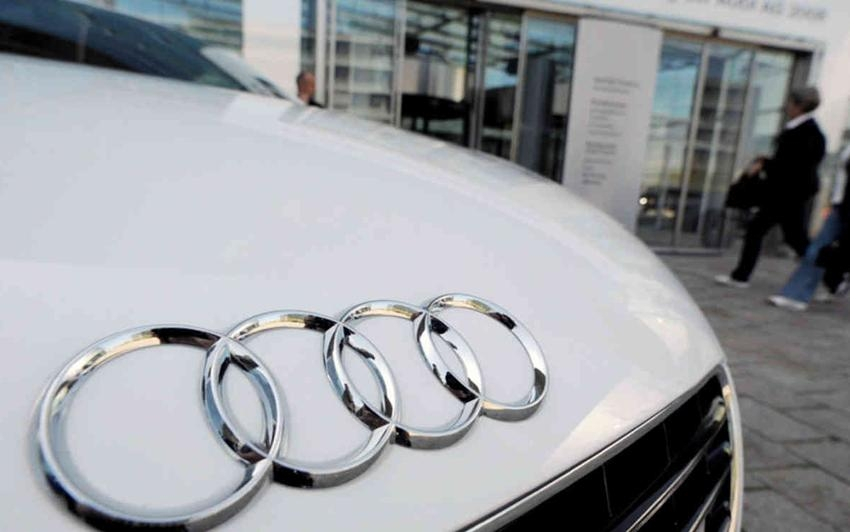 germany orders recall of 60000 audis over emissions