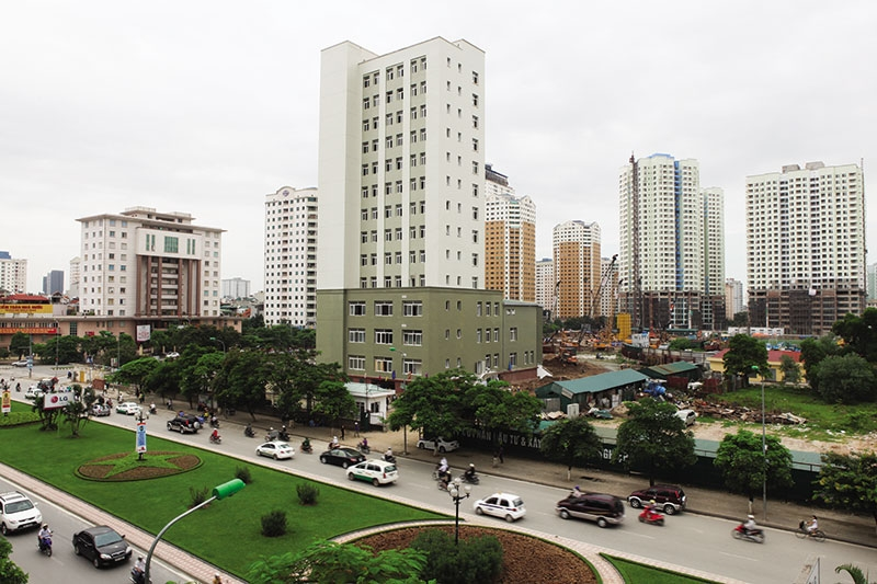 capital city offices near full capacity