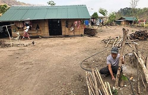migrants dream of establishing village