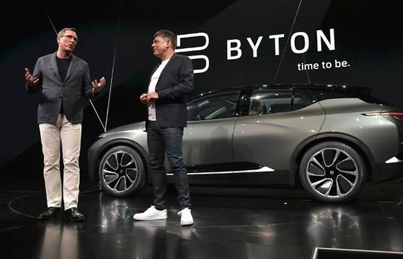 chinese electric carmaker byton raises us 500m to take on tesla