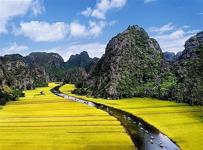 world heritage site in ninh binh hosts tourism week