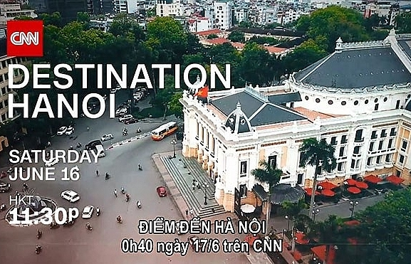 cnn to broadcast new special programme on hanoi
