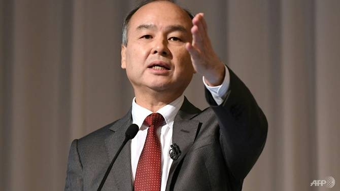 softbank plans us 60 100 billion investment in solar in india report