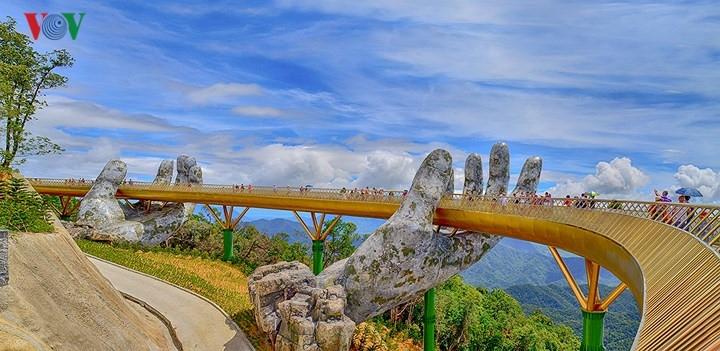 handy new tourist destination in danang