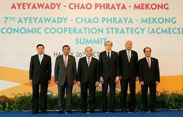 Vietnam-active, responsible member of ACMECS