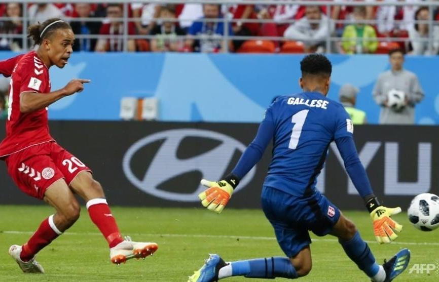 poulsen winner for denmark ruins perus world cup return