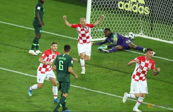 Croatia need own goal and penalty to overcome Nigeria