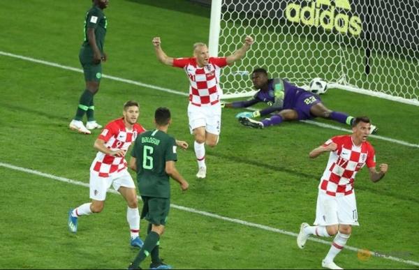 croatia need own goal and penalty to overcome nigeria