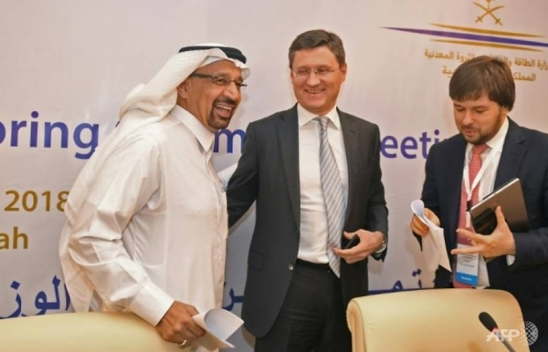 russia saudi seek raised opec output of 15 million bpd