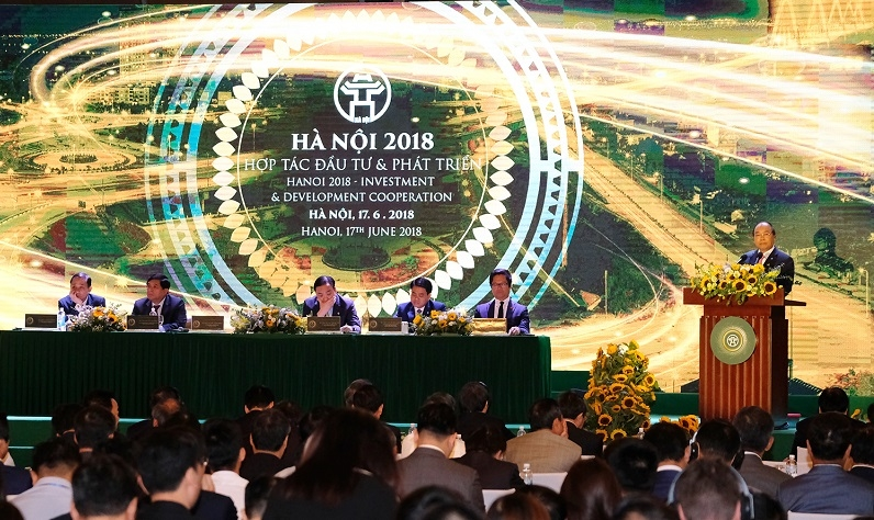 hanoi licenses 54 billion worth of fdi projects today