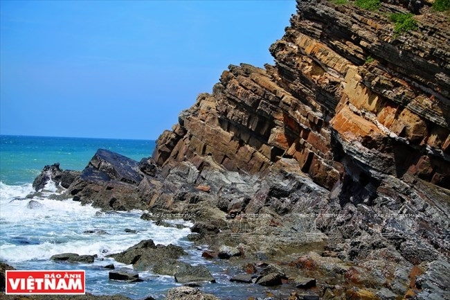 mong rong rock area a wonder of nature in quang ninh