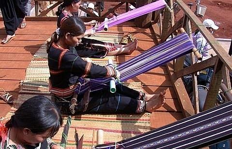 festival to honour vietnams brocade culture