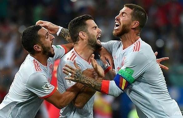 spain face world cup date with destiny against iran