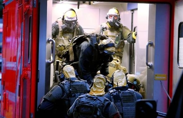 germany foiled biological attack with tunisian arrest police
