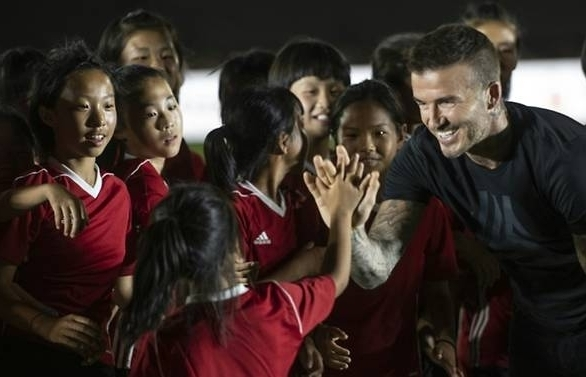 He has spoken: Beckham tips England versus Argentina World Cup final