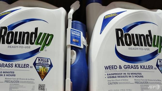monsanto faces first us trial over roundup cancer link