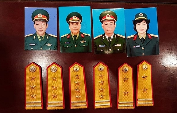 hanoi military officer impostor prosecuted